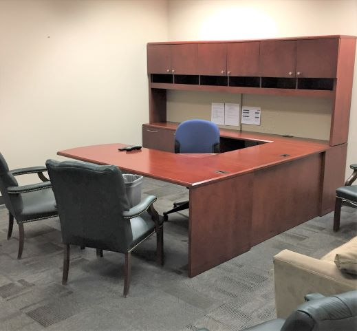Before Retirement: The Office