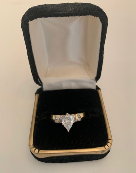 Engagement Ring Found