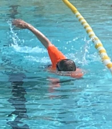 Swimming in Retirement